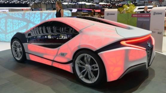 3D yazıcıyla yapılan otomobiller