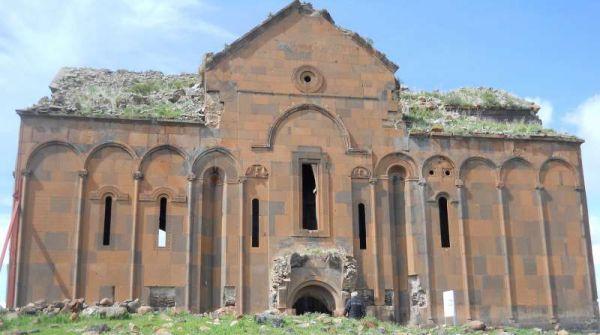 Ani Antik kent harabeleri resimleri KARS