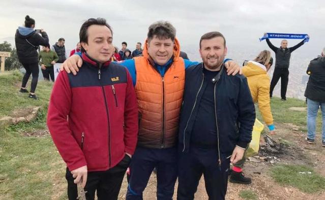 Ataşehir'de Çöp Toplamak İçin Dağları Bayırları Aştılar