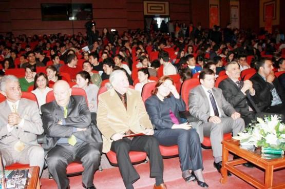 Atasehir spor siddet ahlak konferansı