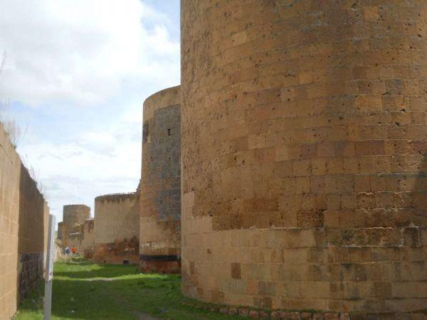 ANİ Antik kent harabeleri KARS