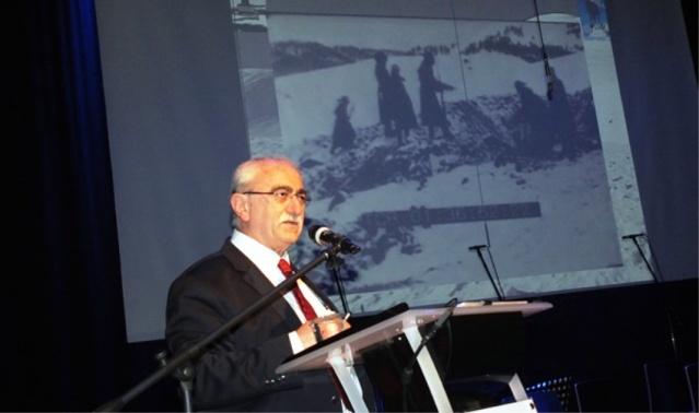 KASDER, Sarıkamış Şehitleri Ataşehir'de Anıldı