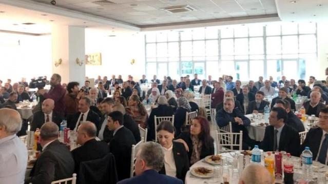 MHP Ataşehir İlçe başkanlığı İstişare Toplantısı