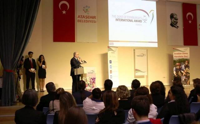 The Duke of Edinburgh, Ataşehir Ödül Töreni, 2017