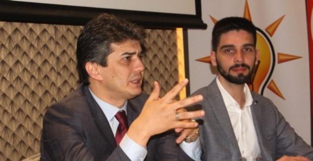 Ak Parti Ataşehir İlçe Başkanı Av. Ahmet Özcan. Yerel Basınla Kahvaltı Buluşması 2018