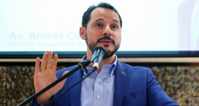Ak Parti Ataşehir STK İftarı Berat Albayrak 2018