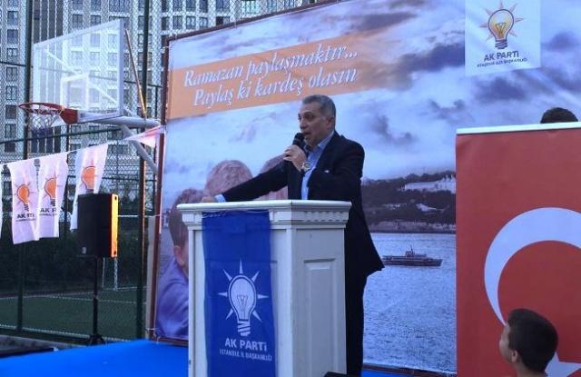 Ak Parti Ataşehir Yetimler İftarı 2017