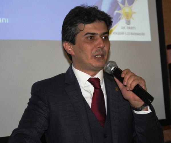AK PARTİ SEÇİME HAZIRLIK TOPLANTISI 2018