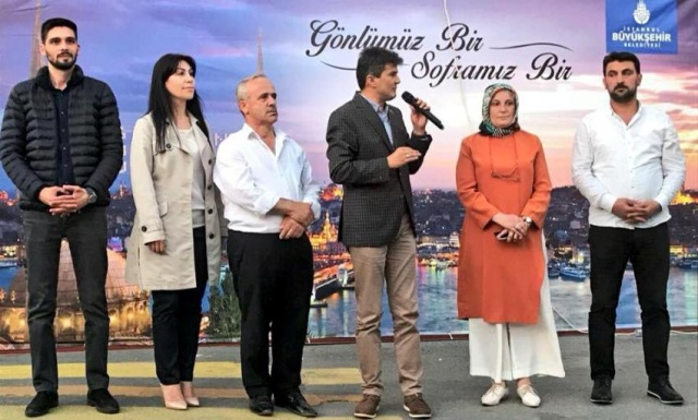 Ak Parti Ataşehir, Gönül soframız, Yenisahra Mahallesinde Gerçekleşti 2018