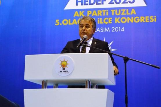 Ak Parti Tuzla İl Başkanlığı Seçimi