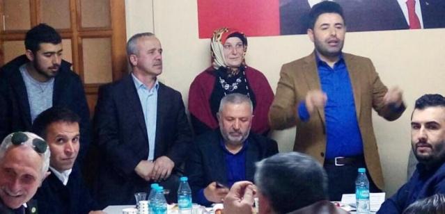 Ak Parti Ataşehir Yenisahra Mahallesi Etkinliği 2017