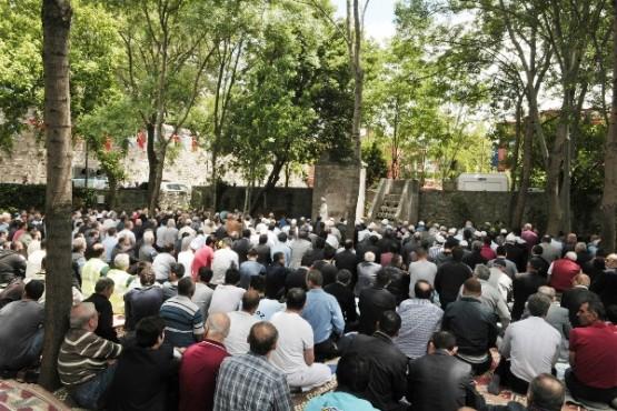 Anadoluhisarı Namazgah İbadete  açıldı