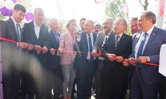 Ataşehir Ordulular Derneği Merkez Binası Yoğun Katılımla açıldı