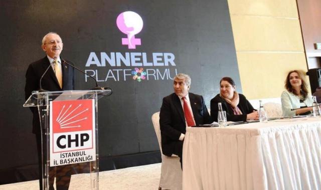 Ataşehir Kadınlar Platformu, Kemal Kılıçdaroğlu Etkinliği 2017