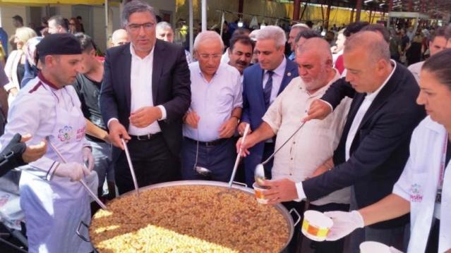 Ataşehir Aşure Dağıtımı 2018