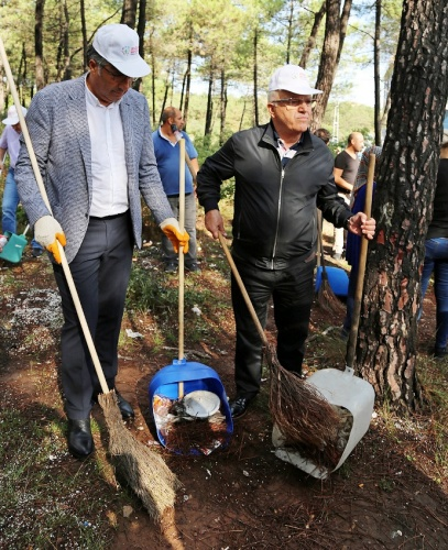 Ataşehir Belediyesi, 15 Eylül Dünya Çevre Günü, Kayışdağı Çöp Toplama Etkinliği 2018