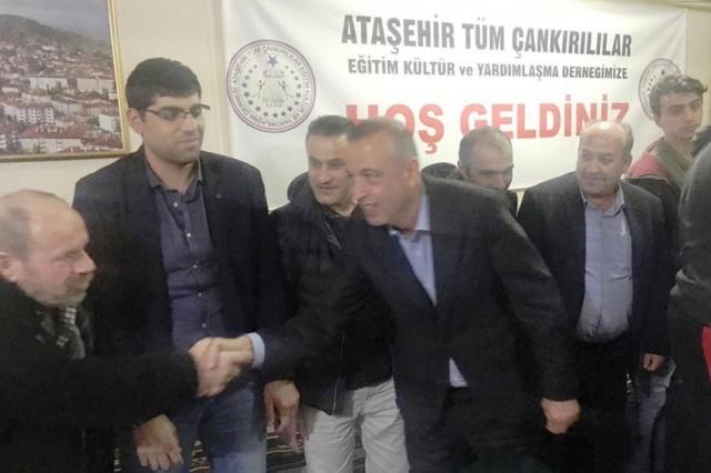 Ataşehir Çankırılılar Derneği Battal İlgezdi 2019