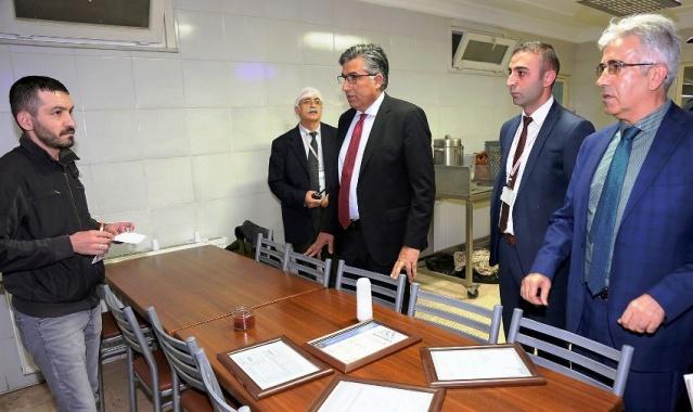 Ataşehir Belediye Başkan Yardımcısı Denetim Yaptı, 2017
