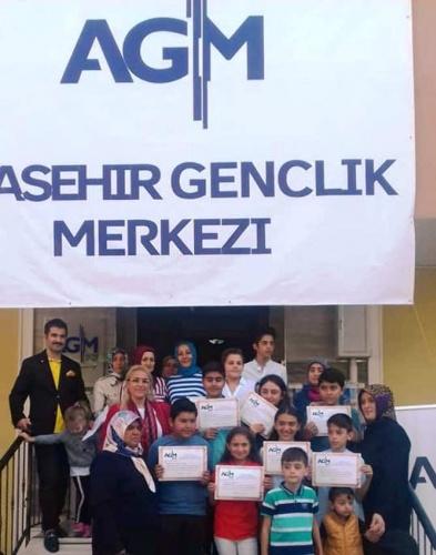 Ataşehir Gençlik Merkezi Robotik kodlama Sertifika Kermesi 2018