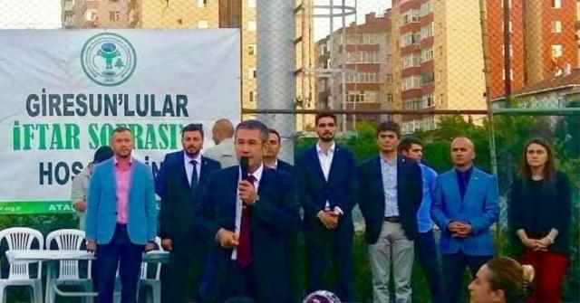 Ataşehir Giresunlular Derneği İftarı 2018