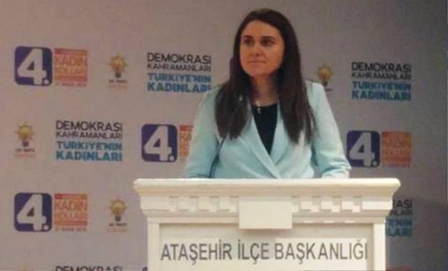 Ak Parti Ataşehir Kadın Kolları Seçimi, Neslihan Yurdakul Yeniden Seçildi