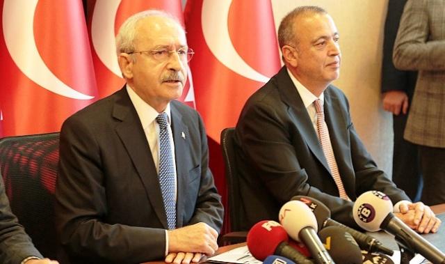 Kemal Kılıçdaroglu, Battal ilgezdi, Ataşehir Belediyesi Basın Açıklaması 2017