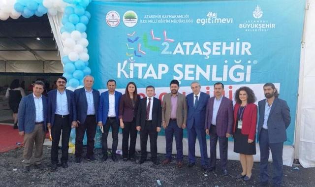 Ataşehir Kitap Festivali 2017