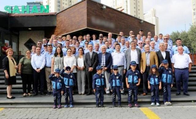 Ataşehir Belediyesi Zabıta Günü Kutlaması 2018