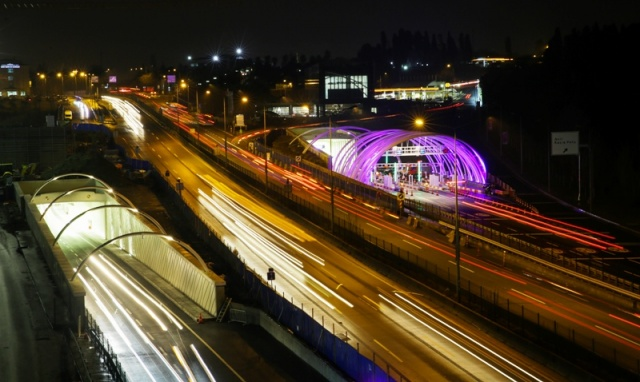 Avrasya Tüneli Fotoları 2017