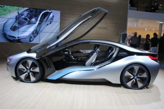Elektrikli BMW Modelleri 2015