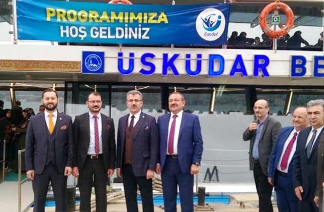 ÇANDEF, İstanbul Çankırı Dernekler Birliği, Bogaz Turu, Zekeriya Açıkgöz, Veda Etkinliği 2018
