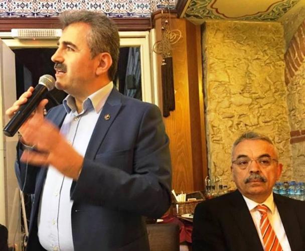 ÇANDEF, Çankırı, İstanbul Ilgaz Dernekler Birliği Kahvaltısı 2017