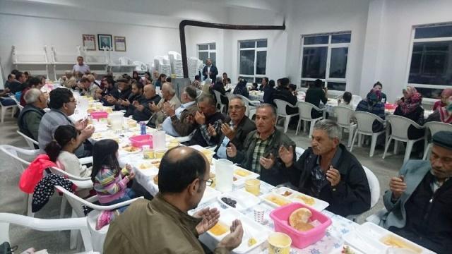 Çankırı, Kurşunlu, Eskiahır köyü İftar Etkinliği 2017