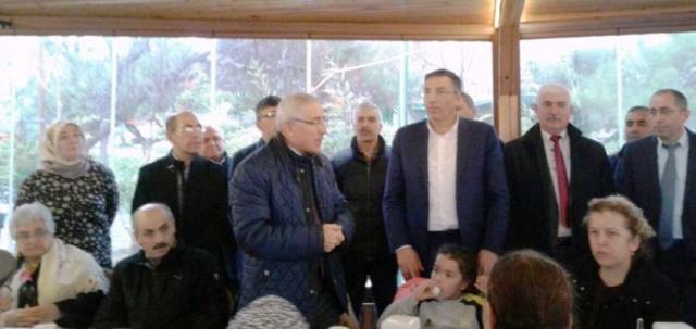 CHP Ataşehir Mahalle Bilgilendirme Toplantısı