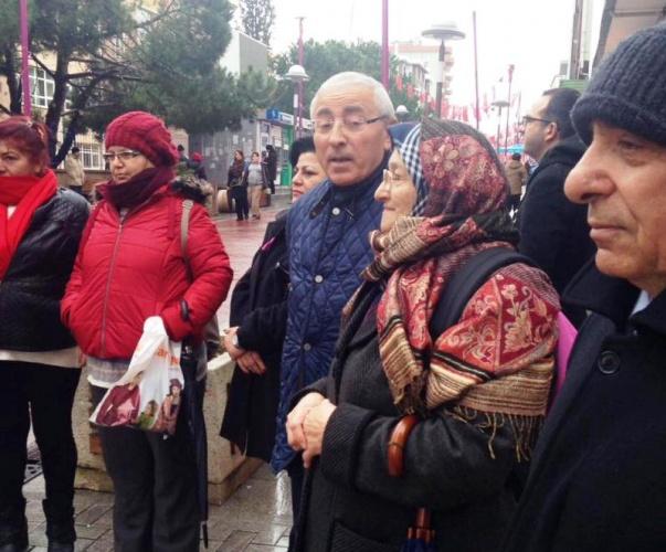 CHP Ataşehir Ayağa Kalkıyoruz Etkinliği 2017