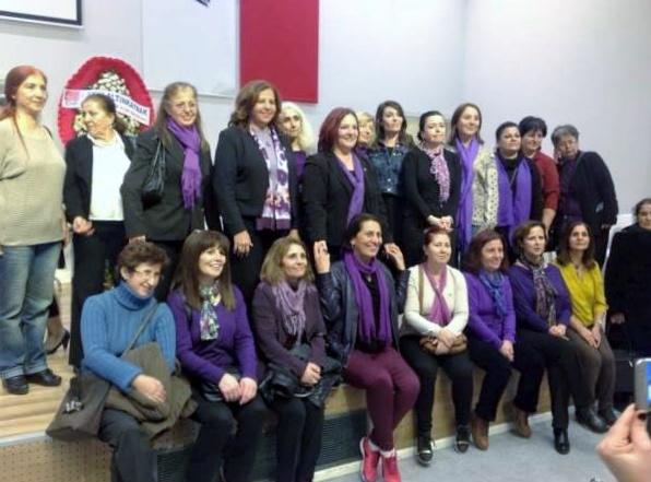 CHP Ataşehir Kadın Kolları Seçimi