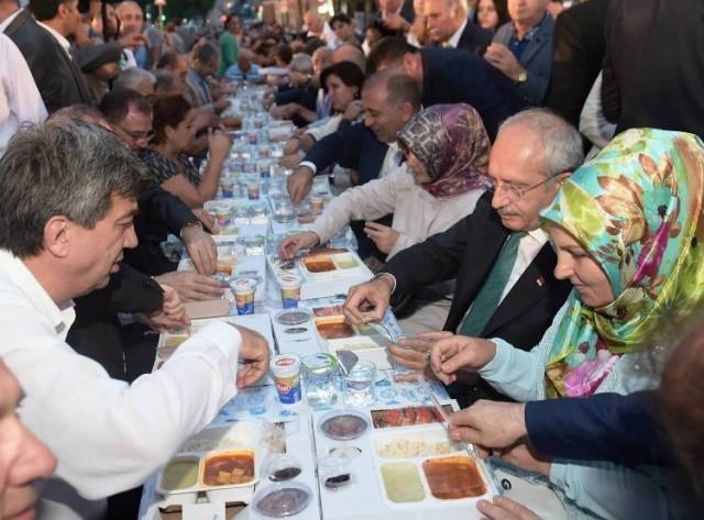 CHP Ümraniye İftar Programı, Kemal Kılıçdaroğlu, 2015