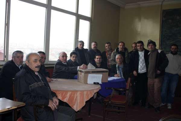 CHP Yenisahra Delege Seçimi