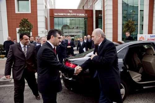 Erdoğan Bayraktar Sultanbeylideyfi