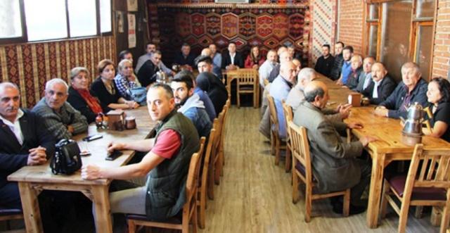 CHP Mevlana Mahallesi Temsilciliğince Düzenlenen Kahvaltı Programı 2018