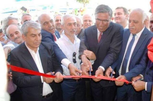 Erzincan'ın Çilesiz köyünde Cemevi açıldı
