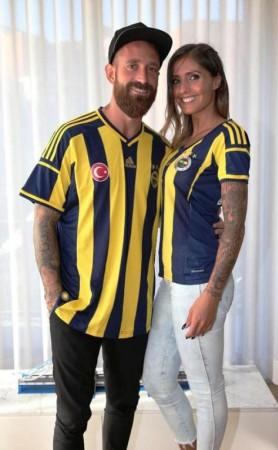 Fenerbahçe Forması, 2014 - 2015
