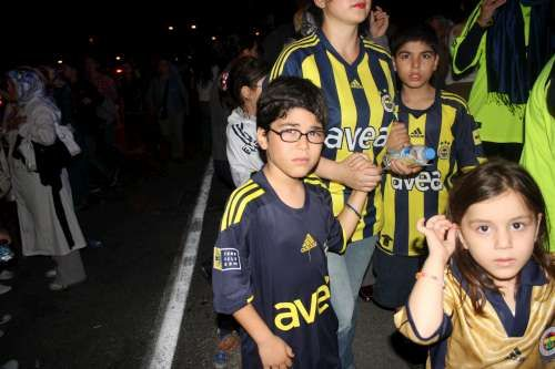Fenerbahçe Manisasipor Bayan Seyircili Maç Fotolar