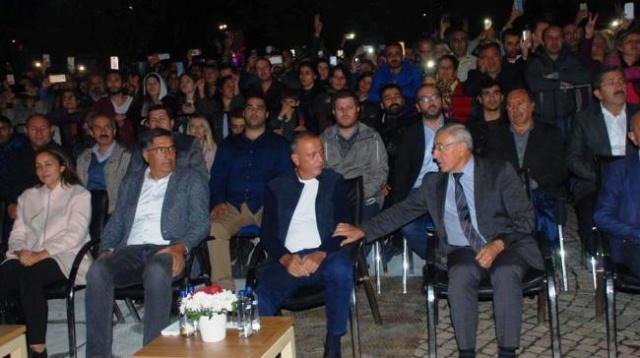Ataşehir Kardes Kültürler Festivali, Ferhat Tunc Konseri. 2017