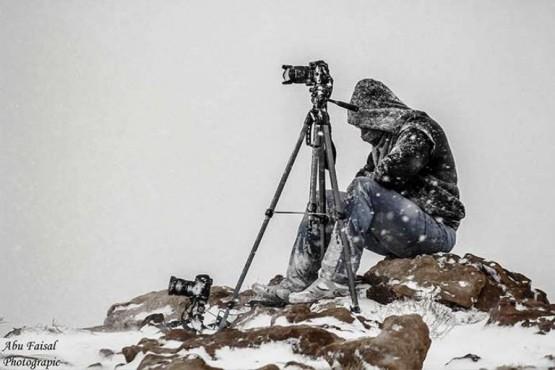Fotoğraf Çekme Sanatı, Zorlukları