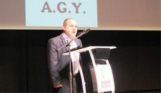 Ataşehi'de Kuş Yetiştiricileri Ödüllerini Aldılar