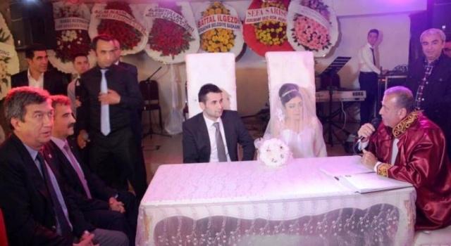 Hamide, Murat yıldız Evlilik Resimleri