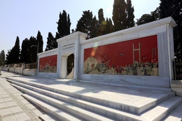 İBB MECLİSİ'NDEN 15 TEMMUZ ŞEHİTLİĞİ