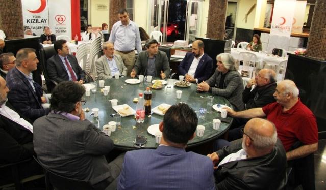 Ataşehir Kızılay'dan vefa buluşması 2019