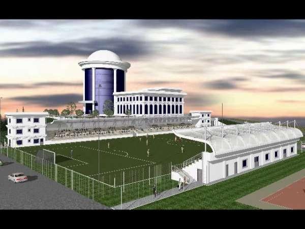 Maltepe Gülsüyü Stadı 2015
